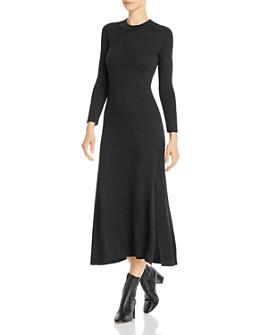 Theory - Ribbed Bodycon Dress
