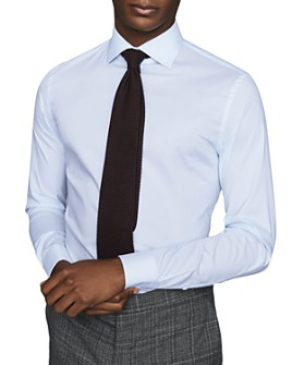 REISS - Oxider Slim Fit Button-Down Sport Shirt