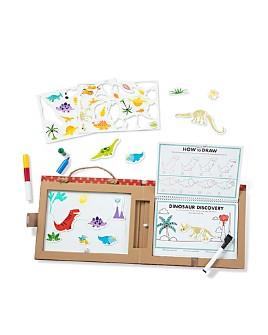 Melissa & Doug - Play, Draw, Create Dinosaur Activity Kit - Age 3+