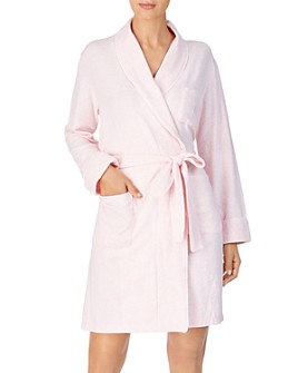 Ralph Lauren - Brushed Knit Short Robe