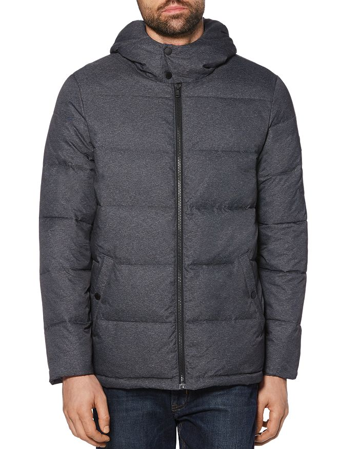 Original Penguin - Heathered Slim Fit Puffer Jacket - 100% Exclusive