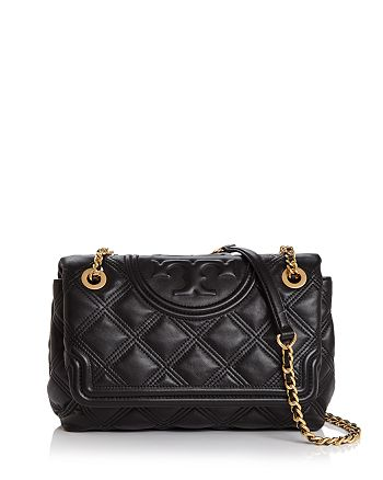 Tory Burch - Fleming Leather Shoulder Bag