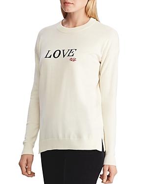 Ralph Lauren Sweaters LAUREN RALPH LAUREN LOVE LOGO SWEATER