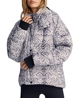 Varley - Highland Hooded Puffer Jacket