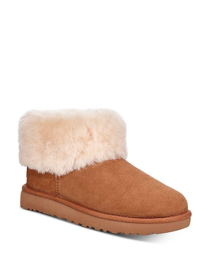 UGG® - Women's Classic Mini Fluff Booties