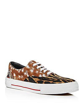 Burberry - Men's Skate Animal-Print Low-Top Sneakers