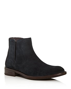 John Varvatos Star USA - Men's Waverly Suede Chelsea Boots