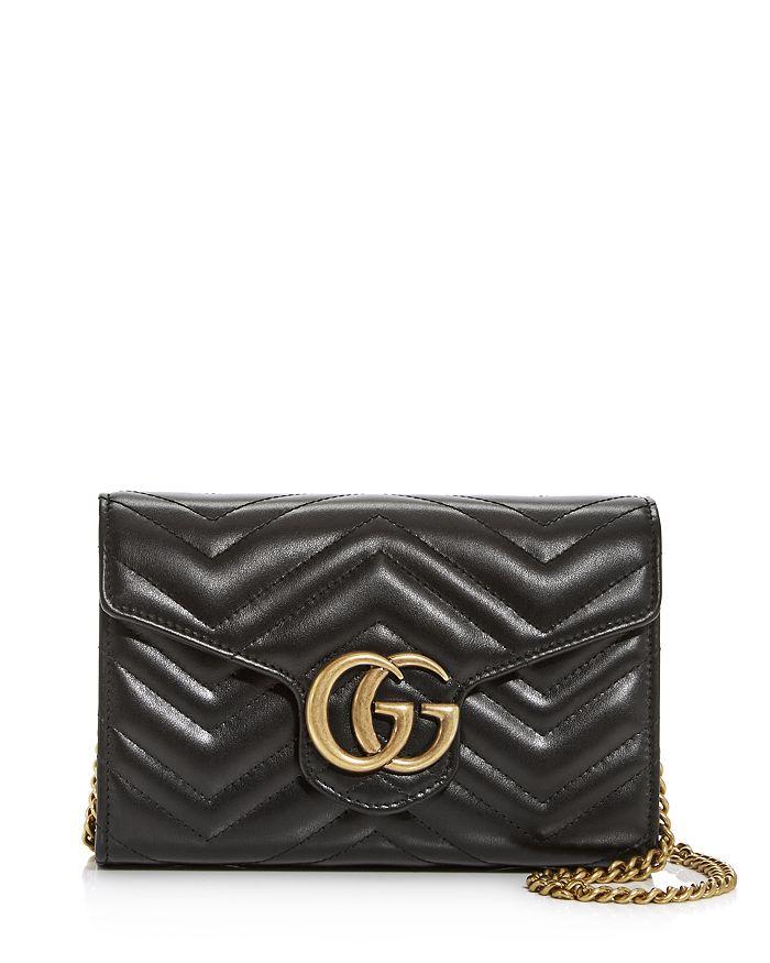 Gucci - GG Marmont Matelassé Leather Mini Bag