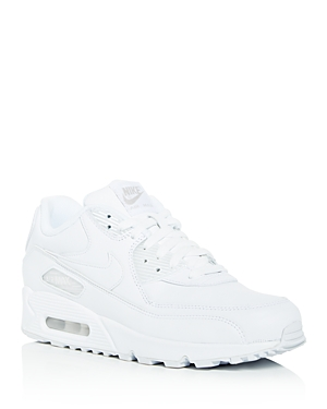 Nike Men's Air Max 90 Leather Sneakers