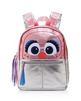 STATE - Girls' Isaac Mizrahi Loves Sesame Street Abby Cadabby Backpack