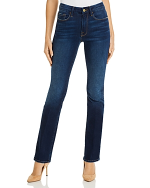 Frame Jeans LE MINI BOOT JEANS IN AUGUSTA