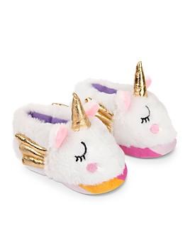 Sunnylife - Toddlers' Unicorn Slippers