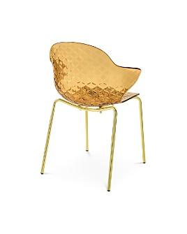 Calligaris - St. Tropez Brass Chair