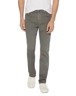 Original Penguin - Colored Slim Fit Jeans in Asphalt