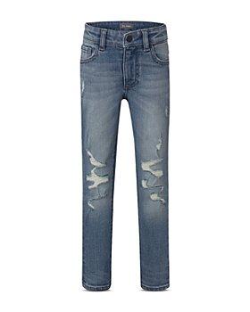DL1961 - Boys' Zane Distressed Super Skinny Jeans - Big Kid