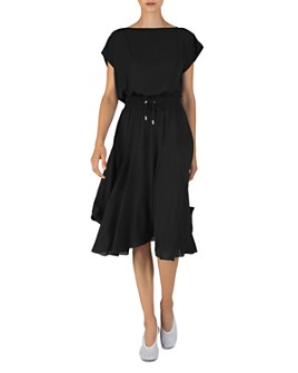 ATM Anthony Thomas Melillo - Georgette Blouson Dress