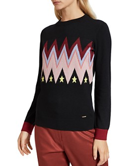 Ted Baker - Rossino Novelty-Knit Sweater