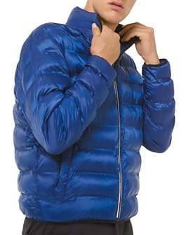 Michael Kors - Lightweight Quilted Zip Jacket