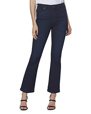 Paige Jeans CLAUDINE ANKLE FLARE JEANS IN TELLURIDE