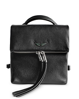 Zadig & Voltaire - Romy Leather ZV Backpack
