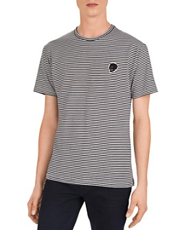 The Kooples - Striped Patch Tee