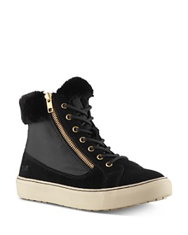 Cougar - Women's Dublin Waterproof High-Top Sneakers