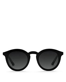Krewe - Unisex Collins Round Sunglasses, 62mm