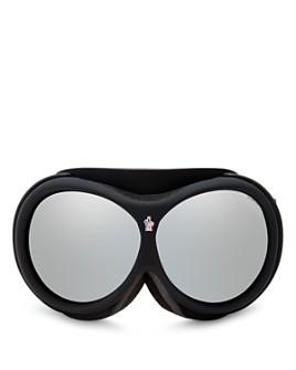 Moncler - Men's Mirrored Ski Goggles