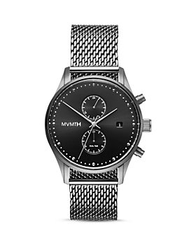 MVMT - Voyager Mesh Bracelet Watch, 42mm