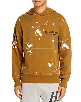 Helmut Lang - Standard Painter Hooded Sweatshirt