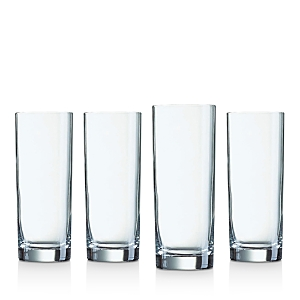 Luminarc Island Cooler Glass, Set of 4