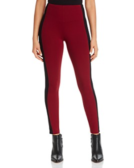 Lyssé - Laura Side-Stripe Leggings