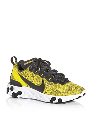 Nike Sneakers WOMEN'S REACT ELEMENT 55 LOW-TOP SNEAKERS