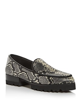 Donald Pliner - Women's Elen Platform Loafers