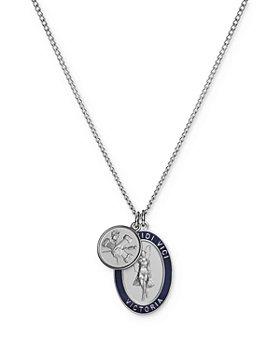 """MIANSAI - Victoria Pendant Necklace, 24"""""""
