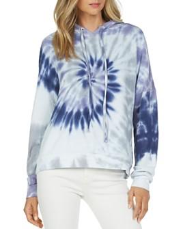 Michael Lauren - Max Tie-Dye Hooded Sweatshirt
