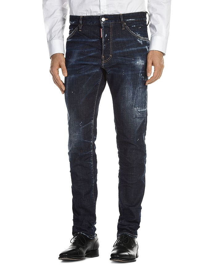 DSQUARED2 - Cool Guy Skinny Fit Jeans in Blue