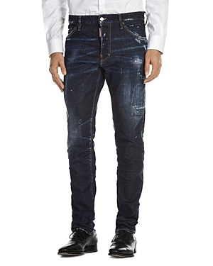 DSQUARED2 Cool Guy Skinny Fit Jeans in Blue
