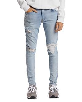 Hudson - Zack Skinny Fit Jeans in Inbounds