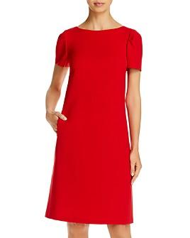 Lafayette 148 New York - Cohen Puff-Sleeve Shift Dress