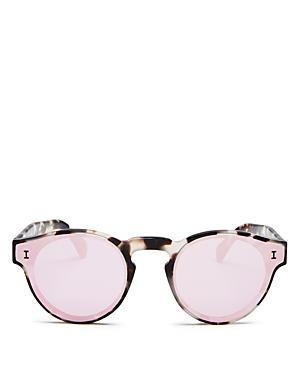 Unisex One Point One Round Sunglasses