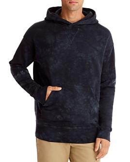 Joe's Jeans - Marble French-Terry Hooded Sweatshirt
