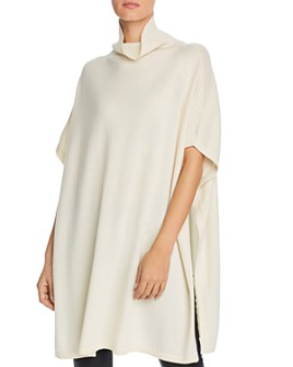 Eileen Fisher - Cashmere Poncho Sweater