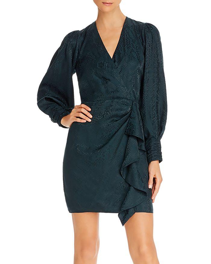 Parker - Thelma Silk-Blend Dress