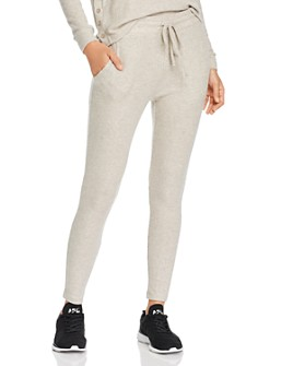 Beyond Yoga - Your Line Rib-Knit Sweatpants