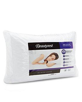 Beautyrest - Won't Go Flat Standard/Queen Pillow, 2 Pack