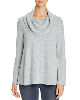 Cupio - Stardust Dreamsoft Cowl-Neck Top