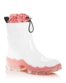 Moncler - Women's Halma Rain Boots