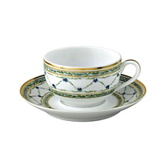"Raynaud - ""Allee Royal"" Tea Saucer"