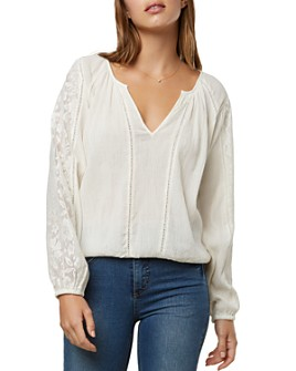 O'Neill - Lariviere Lace-Inset Top